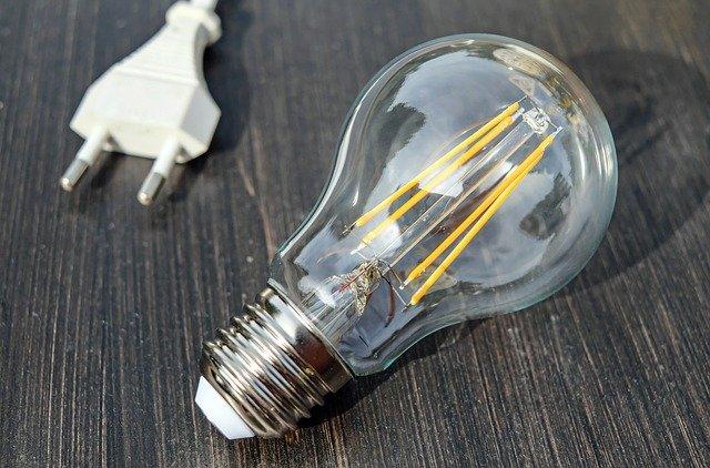 LED-Flammenlampen